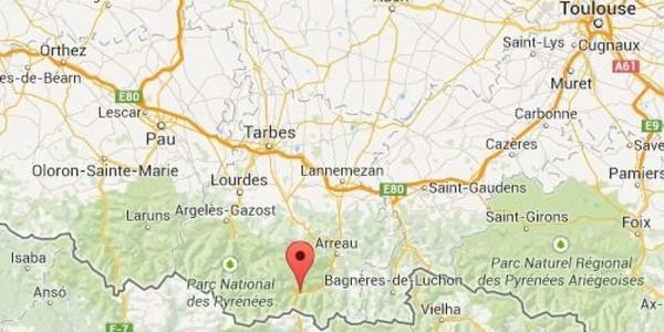 Hautes-Pyrénées : 12 blessés dans un accident entre un car et une voiture - SudOuest.fr