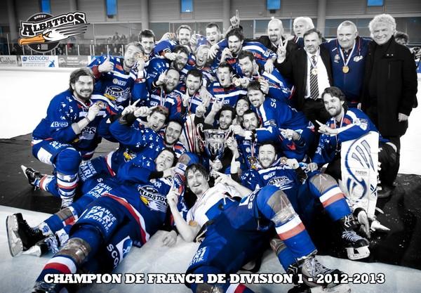 Hockey Brest - D1 Hockey Brest - Site officiel des Albatros de Brest !
