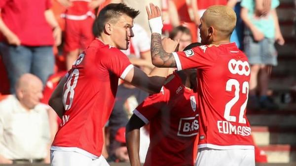 Le Standard remporte son dernier match de la saison mais perd deux joueurs sur blessure