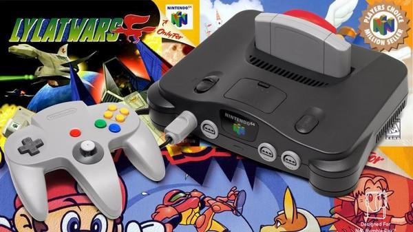 6,4 anecdotes sur la Nintendo 64