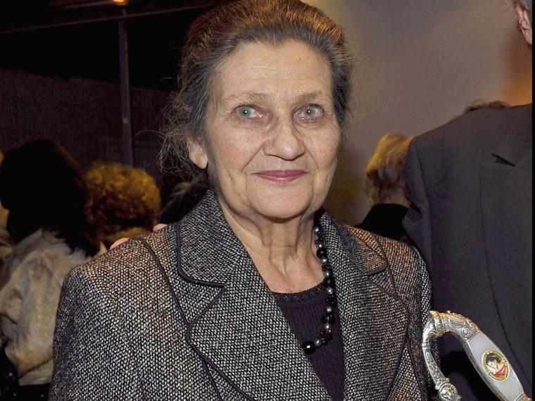 La famille de Simone Veil dément son hospitalisation (mis à jour)