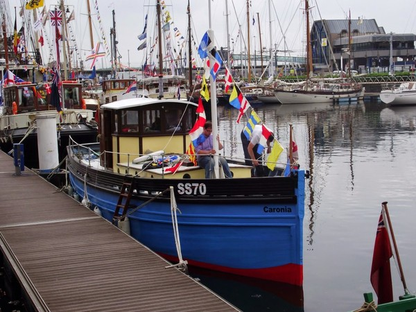 Mes parcours des voies d'eau par Pierre Lemoine: Oostende voor Anker, Ostende à l'Ancre 2014
