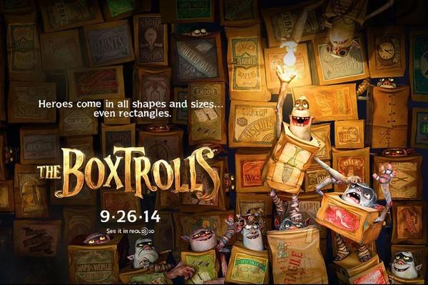 Les Boxtrolls (2014) [HD]