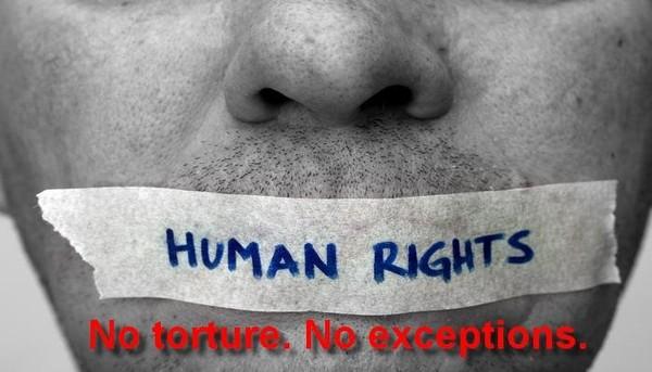 No torture. No exceptions.