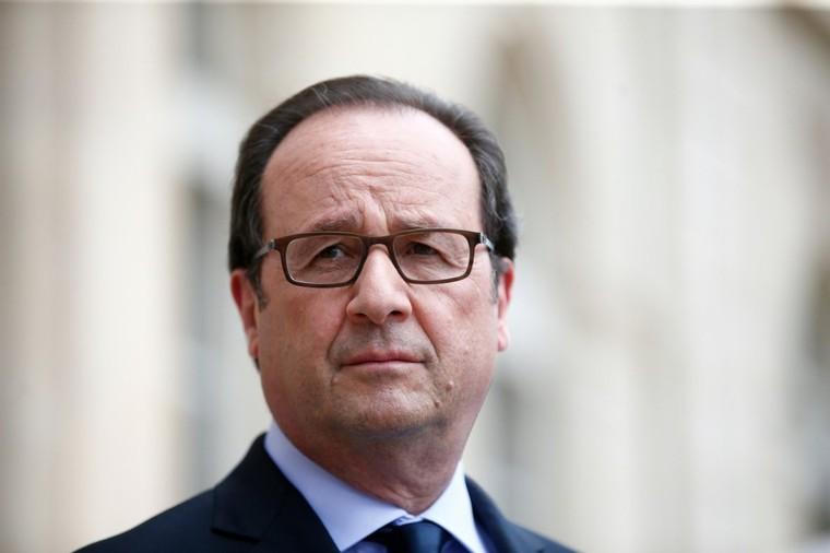 François Hollande, au sujet du chômage : «Je n'ai pas eu de bol !»