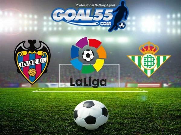 Prediksi Skor Levante VS Real Betis 27 Februari 2018