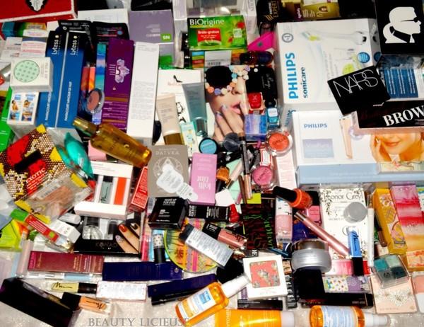 BEAUTY LICIEUSE: [CONCOURS] - Beautylicieuse Box Anniversaire (4 ans) soit presque 3000€ de produits à gagner !