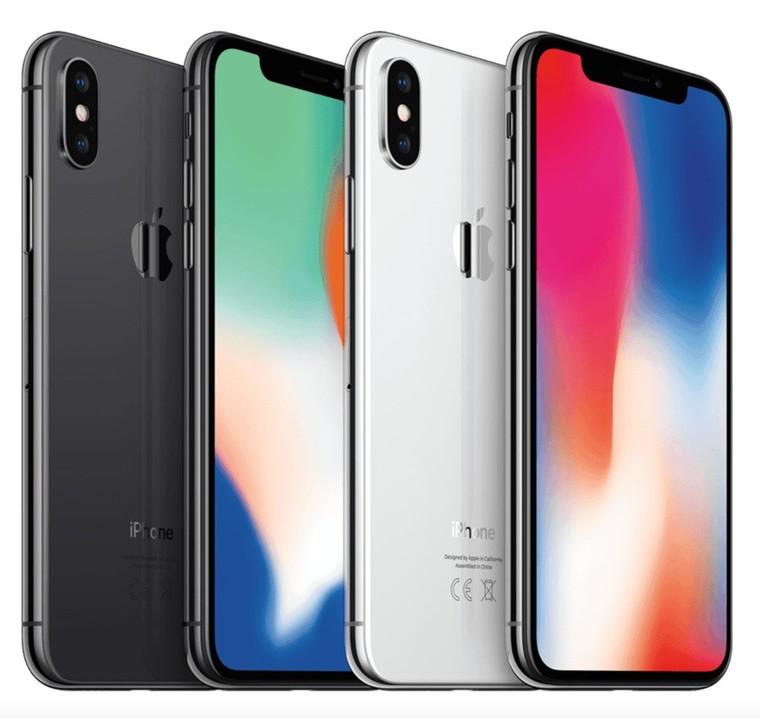 Apple iPhone X 64GB / 256GB - SPACE GRAU ODER SILBER / VERSIEGELTE NEUWARE | eBay