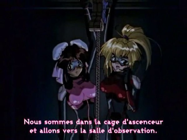 Burn Up! Excess 01 VOSTFR Streaming DDL HD :: Anime-Ultime