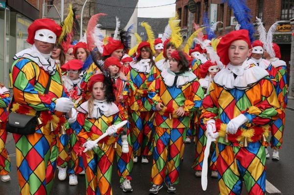 Beaumont: des gendarmes français pour le Carnaval