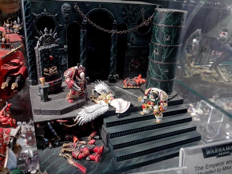 Warhammer World - Gangeek Style