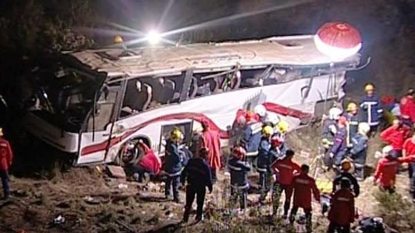 Portugal : 15 morts dans une collision sur une autoroute du Portugal - Monde - MYTF1News