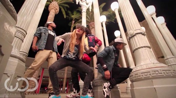 "Chachi Gonzales, Les Twins & Smart Mark | ""High Pressure"" by SoFly "" 