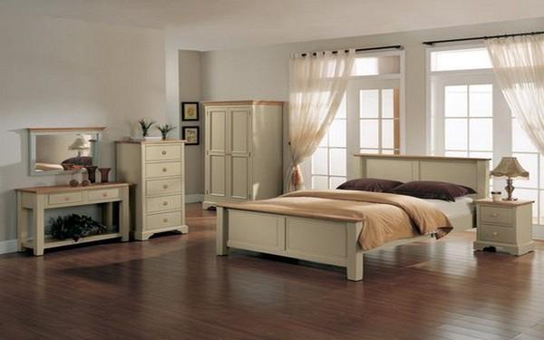 Cream Bedroom Furniture for Elegant Look | HomeDecorIn.com