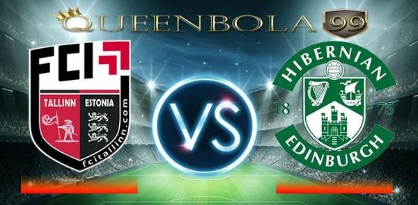 Prediksi FCI Tallinn vs Hibernian 04 Juli 2017
