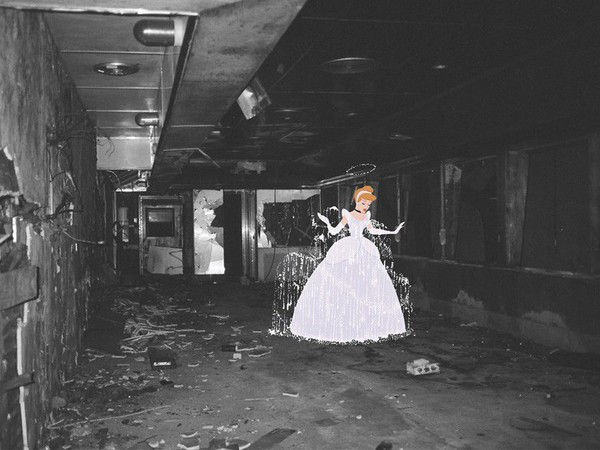 Photos : les princesses Disney s'installent à New York