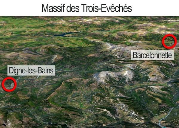 Crash d'un A320 avec 150 personnes à bord près de Digne-les-Bains