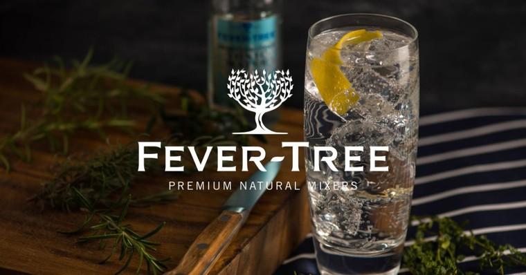 Fever-Tree Premium Natural Mixers