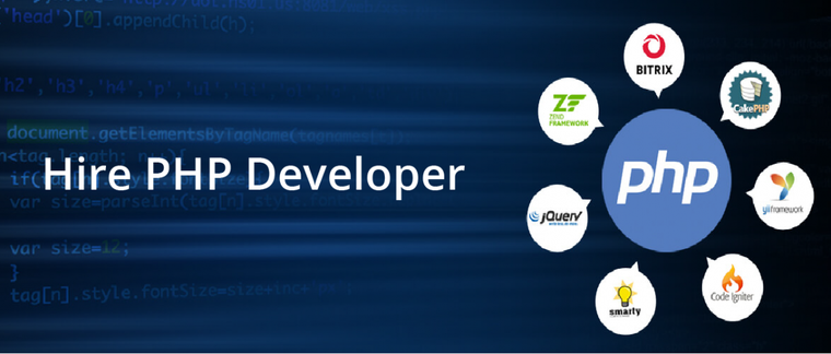 Hire PHP Web Developer, Hire Professional Dedicated PHP Programmers in India