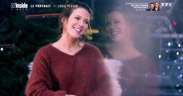 Le portrait de la semaine : Lorie Pester