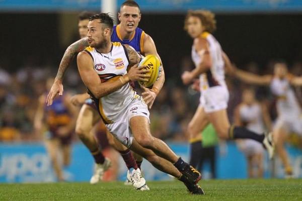 AFL Live – Round 17 – Brisbane Lions vs West Coast Eagles – 12th July