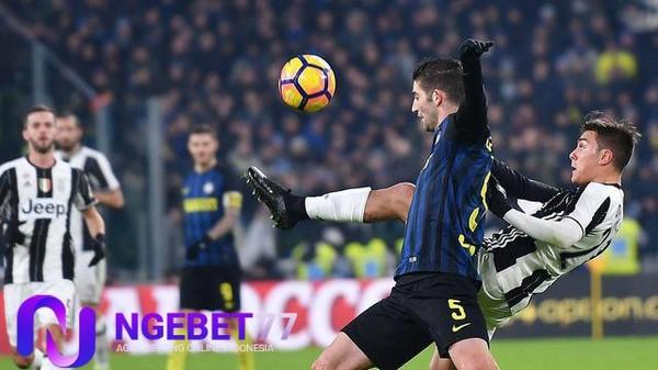 Juventus dan Inter Bermain Imbang di Serie A | Ngebet77.news