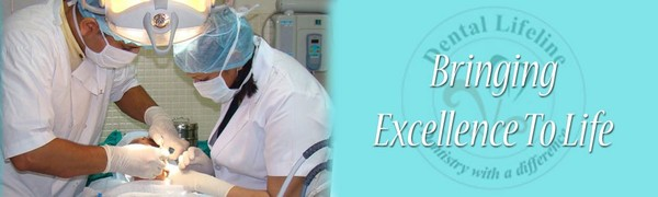 Dental Lifeline - Most Advanced Clinic & Multispeciality Clinic in Chandigarh
