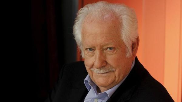 Mort de Pierre Bellemare, grand conteur et père du télé-achat
