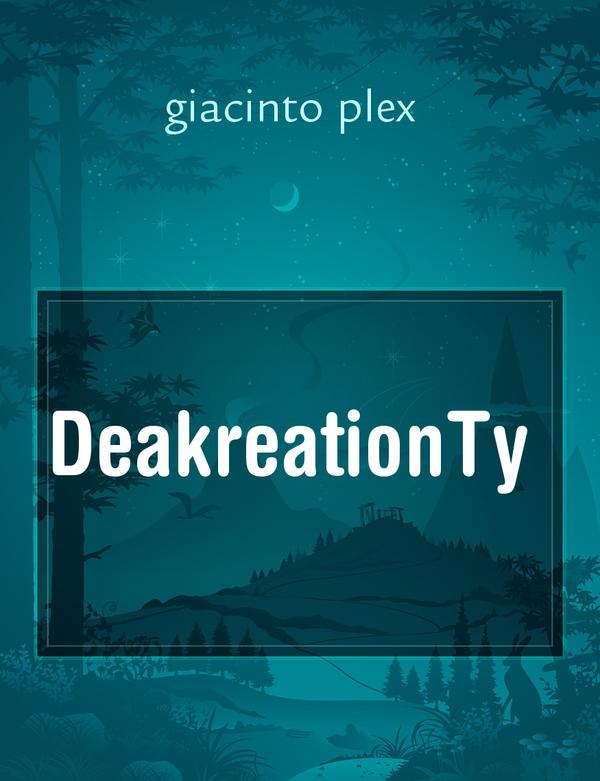 ILMIOLIBRO - STORIA - DeakreationTy - giacinto plex