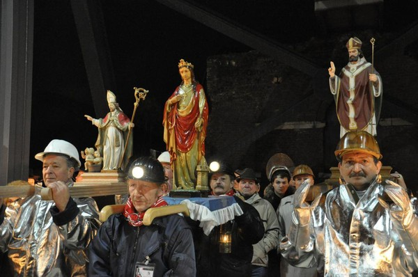 Marcinelle: une marche pour les fêtes patronales