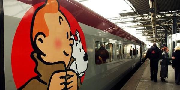 Des fans de Tintin traînés devant le tribunal par Moulinsart