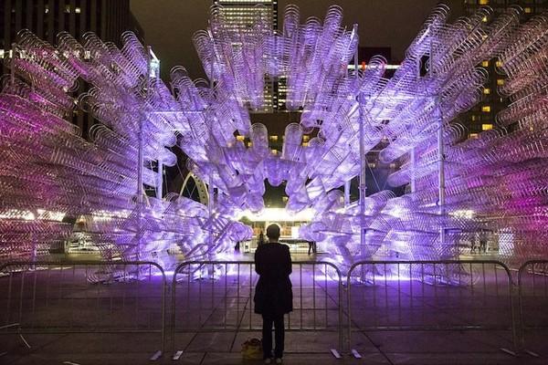 Amazing genuine installation arts - NICE PLACE TO VISIT