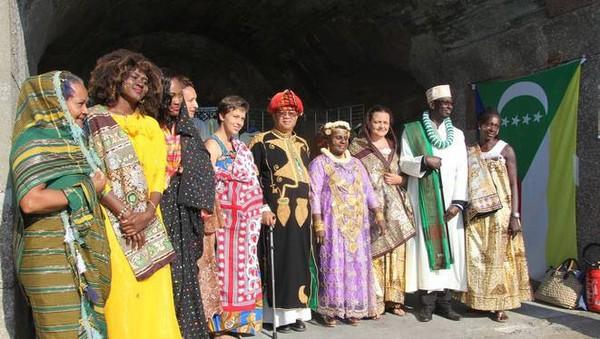Festival des Continents au fort de Querqueville : l'Afrique à l'honneur