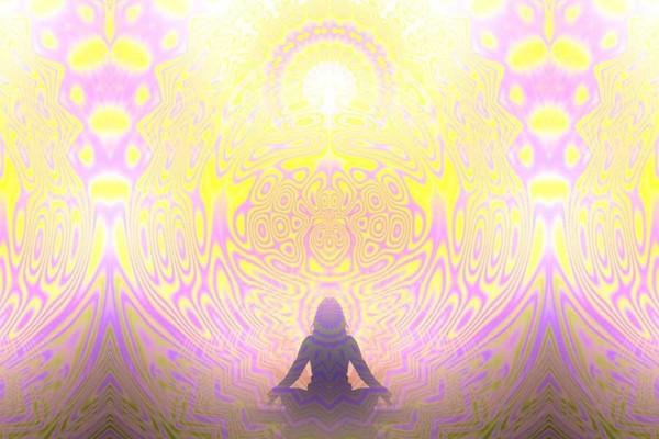 Reflet de la méditation