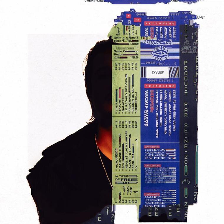 Double disque de Platine pour Cyborg !