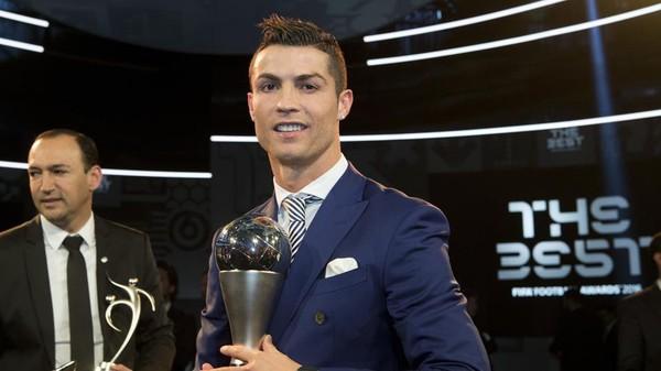 Daftar Pemain Terbaik FIFA Football Awards 2017