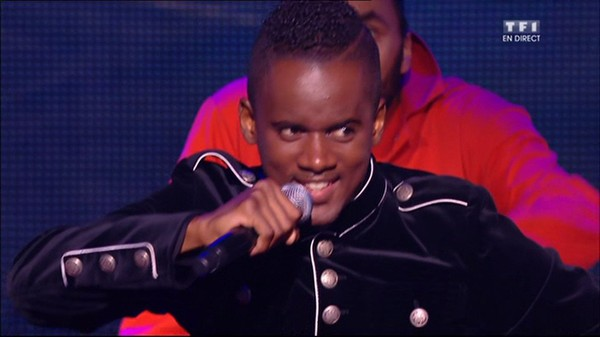 NRJ Music Awards - Black M reprend en direct Sur Ma Route