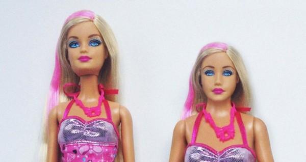 Un artiste crée une Barbie avec des proportions normales, la différence est incroyable! - Ayoye