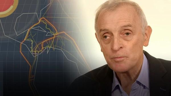 Jean Jouzel - Le réchauffement climatique - Les Experts du Dessous des cartes | ARTE