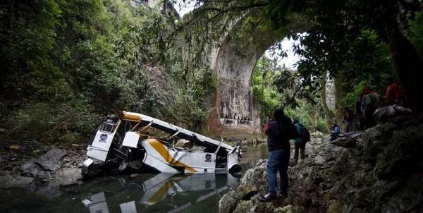 Au Mexique, un accident d'autocar fait au moins 21 morts