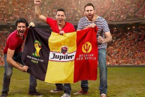 Attention! Afficher le drapeau belge Jupiler chez vous pourrait vous coûter 50 euros