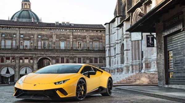 Best car Lamborghini ever made: Huracan Performante First Drive