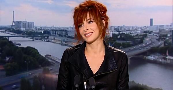Mylène Farmer - JT de 20 heures de Claire Chazal sur TF1 le 31 août 2008 / Vidéo - Mylene.Net