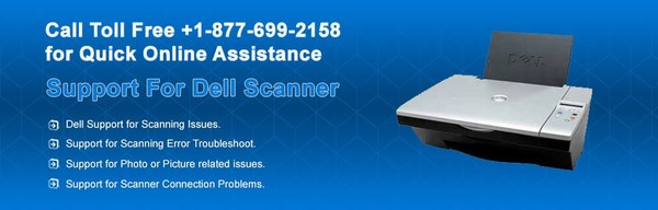 Dell Scanner Support Phone Number 18772177933 for Help