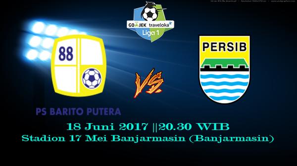 Prediksi Barito Putra vs Persib 18 Juni 2017