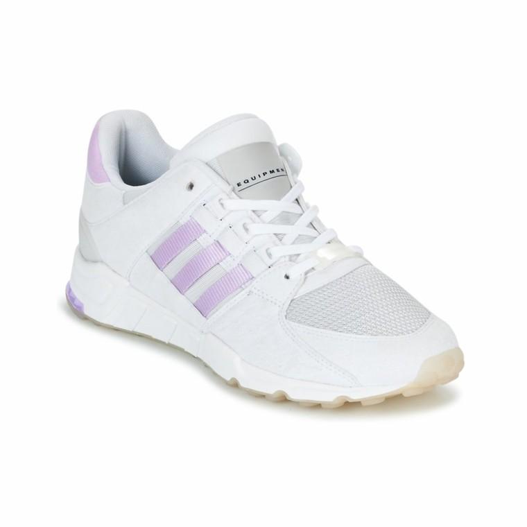 Adidas Originals EQT SUPPORT RF W Blanc pas cher - Baskets Femme Spartoo - Ventes-pas-cher.com