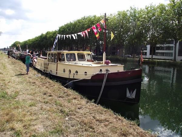 Mes parcours des voies d'eau par Pierre Lemoine: Journée du Patrimoine...fluvial