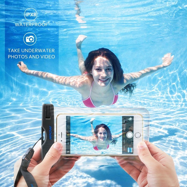 Top 5 Best Waterproof Case For iPhone 7 and Others