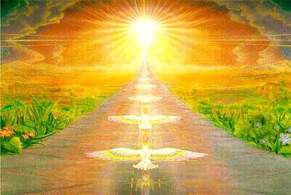 Messager Spirituel - La Force Créatrice