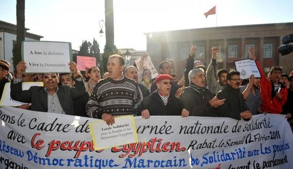 Le réveil marocain passe par Facebook